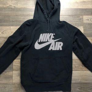 Nike hoodie, size medium
